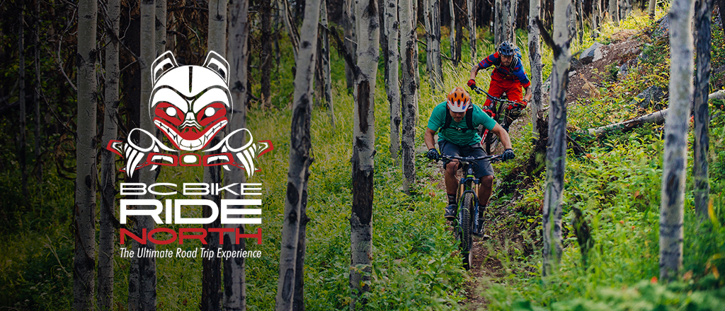 NEW: Announcing the BC Bike Ride North!