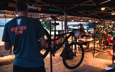 Obsession Bikes: Race Week Tech Services