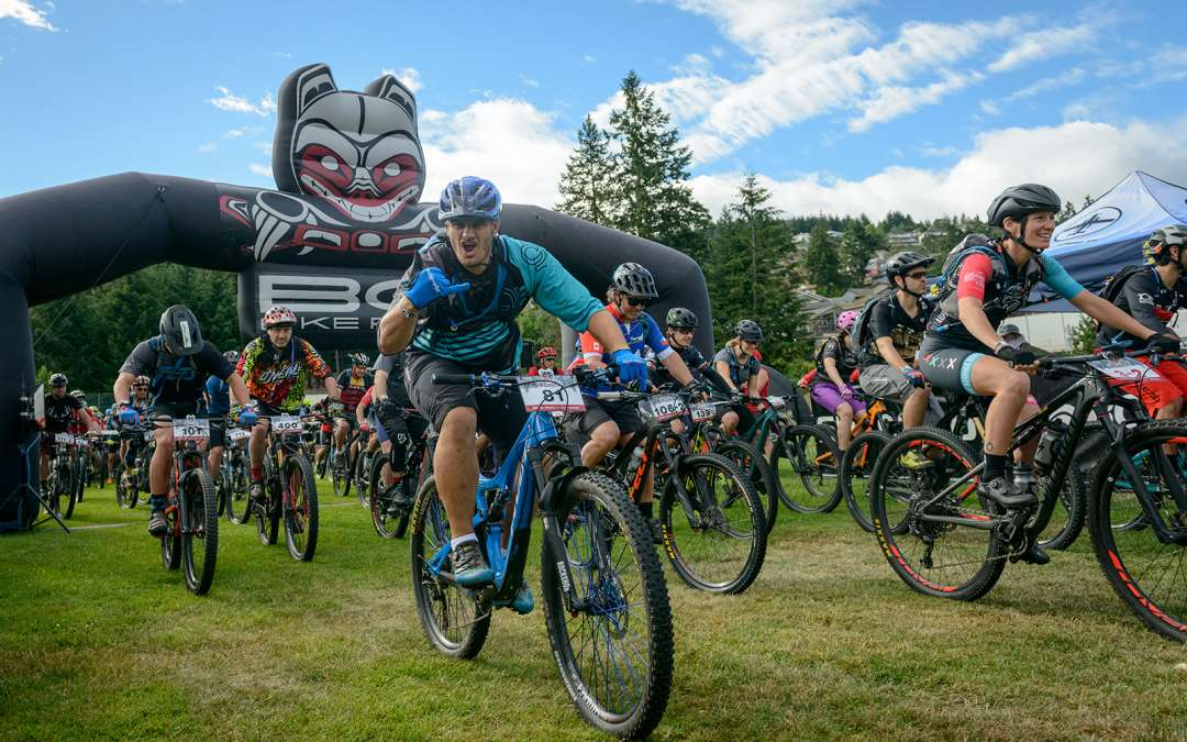The 2019 BC Bike Race is Sold Out