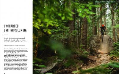 Singletrack Magazine: Uncharted British Columbia