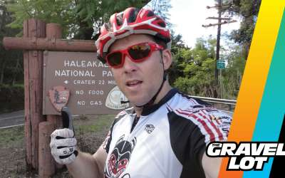 The Gravel Lot Podcast | Andreas Hestler
