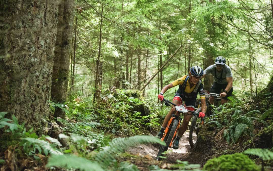 Singletracks | Katerina Nash Offers up a few Mountain Bike Stage Racing Tips